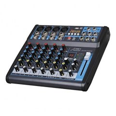 EK AUDIO PROFESSIONAL MIXER 6-CHANNEL