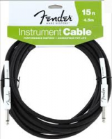 FENDER 15 INST CABLE BLK