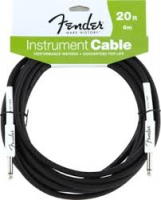 FENDER 20 INST CABLE BLK