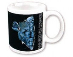 Iron maiden taza