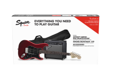 PACK FENDER SQUIER AFFINITY HSS STRATOCASTER